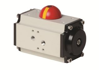 Picture for category Pneumatic Actuator - AP Series - 0 - 37,250 in·lbs
