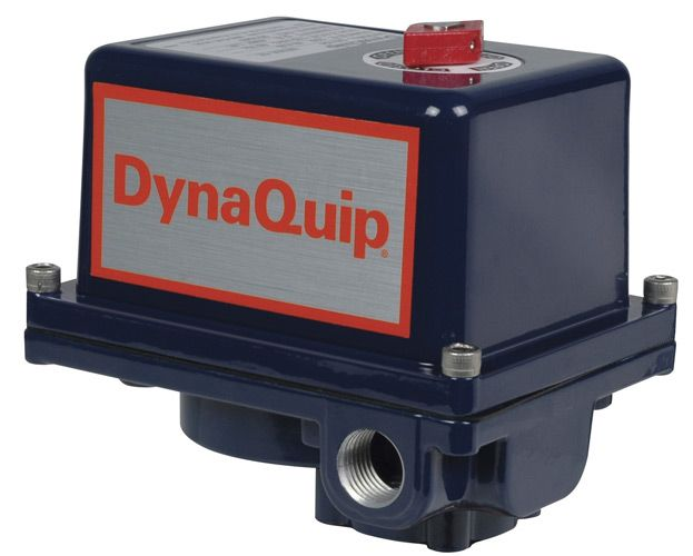 Picture of DE305, Electric Actuator - DE Series - 0 - 300 in·lbs