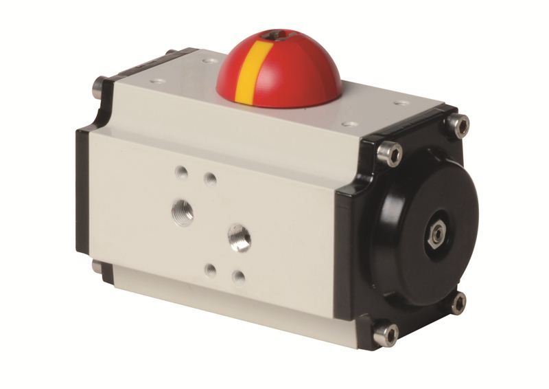 Picture of AP103SR4F, Pneumatic Actuator - AP Series - 0 - 37,250 in·lbs