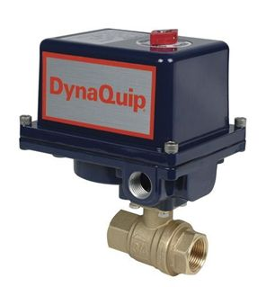 Picture for category DynaMatic Series - Electric Actuated Ball Valves