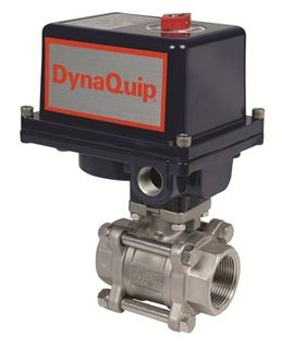Picture for category Retired Electric Actuated Ball Valve Assemblies