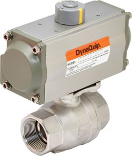 Picture for category DynaMatic Series - Pneumatic Automated Ball Valve