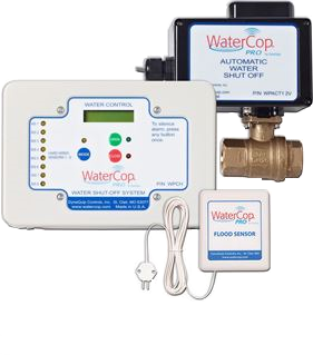 Picture for category WaterCop® Automatic Water Shutoff Systems