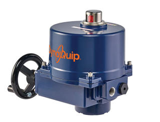 Picture for category Electric Actuator - MA Series - 443 - 30,975 in·lbs
