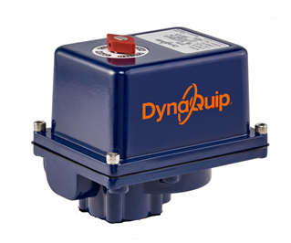 Electric Actuator - DE Series - 0 - 300 in·lbs