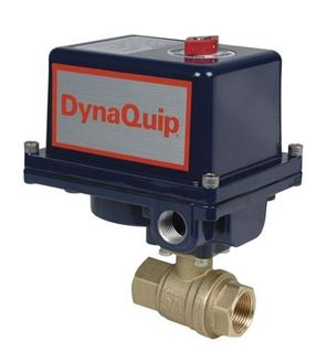 Electric Actuated Lead-Free Ball Valve