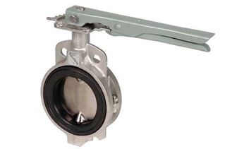 Split Wafer Design Valve - 899/892 Series