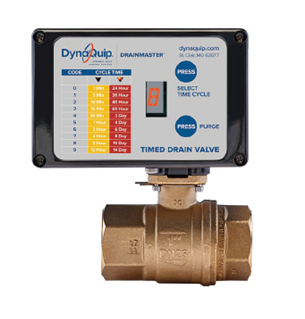 DRAINMASTER® Timed Automatic Drain Valve