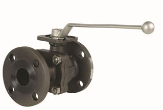 Carbon Steel 150 ANSI Flanged Valve - VHC Series
