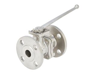 Stainless Steel 150 ANSI Flanged Valve - V5S Series