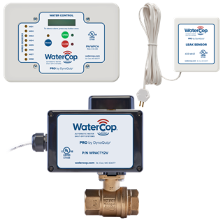 WaterCop® Automatic Water Shutoff Systems