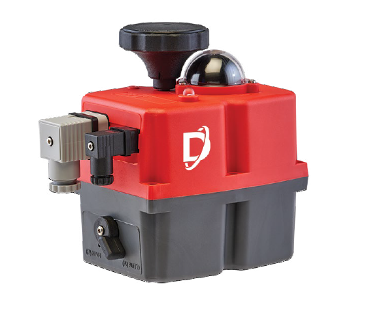 AJE3S, MULTI-VOLTAGE SMART ELECTRIC ACTUATORS - JE SERIES