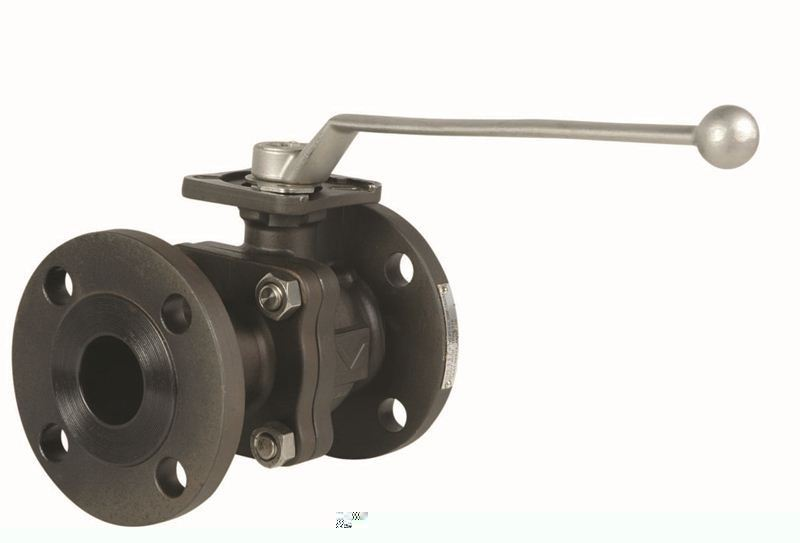 Picture of VHC6.EJ 2, Carbon Steel 150 ANSI Flanged Valve - VHC Series