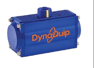 Pneumatic Actuator - HP Series - 0 - 83,462 in·lbs